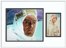 Peter O'Toole Autograph Signed Photo Display
